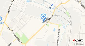 Общежитие РЭО-Сервис на карте