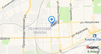 Вятка-ТВ-Сервис на карте