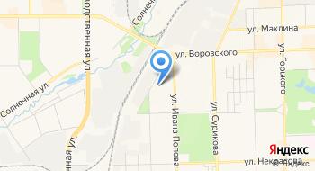 Автомойка Чистов на карте
