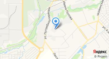 УТЭП-Сервис на карте