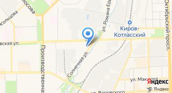 Магазин VIP-Текстиль Север на карте