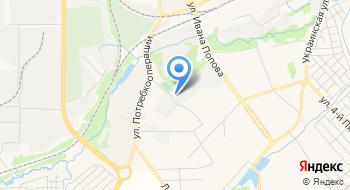 Установка ГБО BrcRussia на карте