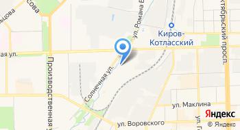 КировСпецРесурс на карте