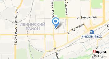 Киров Камень на карте