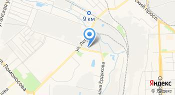 Автомастерская у Эдика на карте