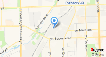 Оптово-розничный магазин Мир пакетов на карте