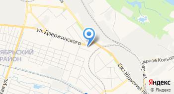 Учебный центр Автостарт на карте