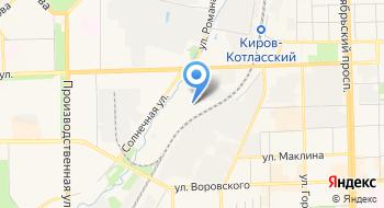 Установочный центр Overdrive на карте