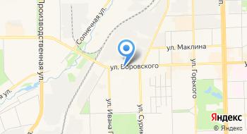 Кофейня Оля-ля на карте