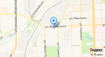 Магазин Кировский дом камня на карте