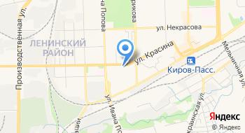 Управляющая компания ПромЖилСервис на карте