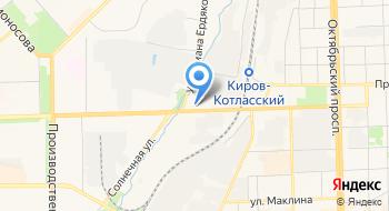 Кожно-венерологический кабинет Барамзина Николая Владимировича на карте