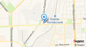 Центр компьютерных технологий на карте