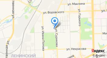 Межрегиональная Транспортная компания на карте