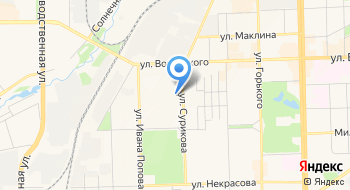 Аптечный пункт Аптеки №40 на карте