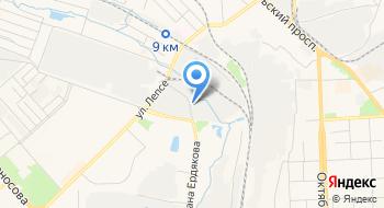 Кузовной центр Киров на карте