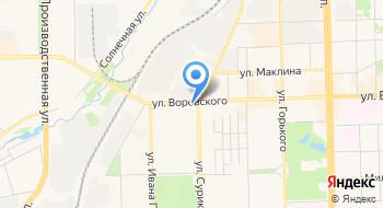 ПКФ Манего на карте