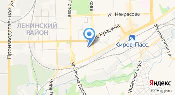 Бюро переводов Вершина на карте