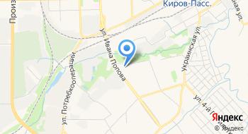 Экипировочный центр Кольчуга на карте