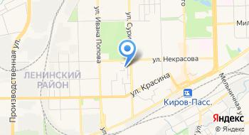 Интернет-магазин Рослинза.ру на карте