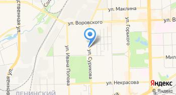 Такси Шевроле на карте