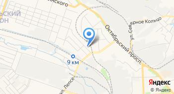 Специальное учреждение временного содержания иностранных граждан УФМС России по Кировской области на карте