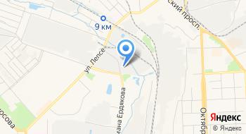 Компания Окноград на карте