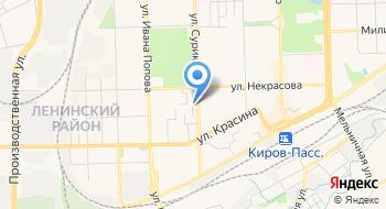 ЧОУ ПО Автошкола Дело на карте