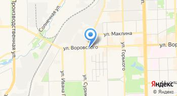 КПК Кредит Сервис на карте