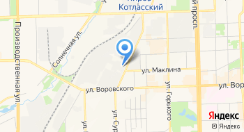 ПрофКом-строй на карте
