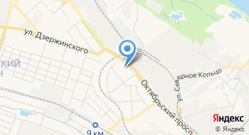 Когбуз Кировская городская клиническая больница № 6 Лепсе на карте