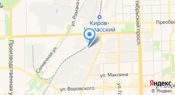 ИП Губин Валерий Николаевич на карте