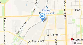 Центр тонирования Люмар на карте