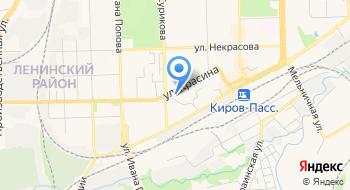 Поросята-Киров на карте