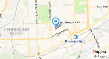 Благотворительный фонд Город детства на карте
