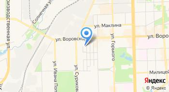 Интегра на карте