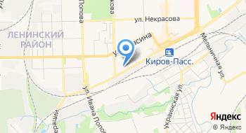 Атейл на карте