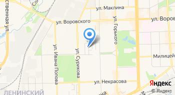 Строй-Аудит, Управляющая компания на карте
