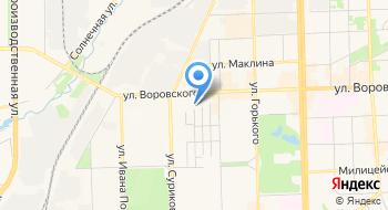 Улисс на карте