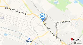 Бюро МСЭ №11 Главное бюро медико-социальной экспертизы по Кировской области на карте