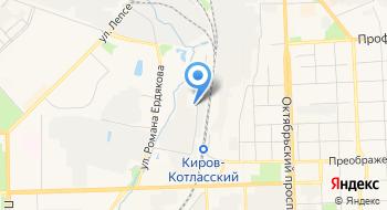 ТрансКонтейнер, центр продаж на карте