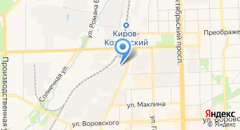Магазин Хозстройматериалы на карте