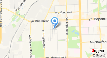 ГК Финансовый партнёр НПФ на карте