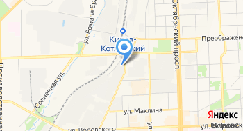 Авторизованный сервисный центр Квадрат-Сервис на карте