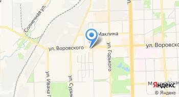 Газетный магазин на карте