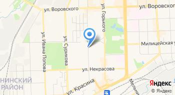 Фильтры России, Торговый отдел. ИП Ширяева Татьяна Алексеевна на карте