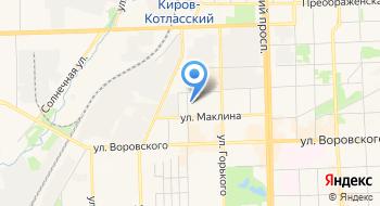 Кировский клинико-диагностический центр Поликлиника №3 на карте