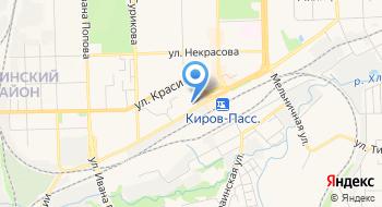 Служба доставки напитков на карте