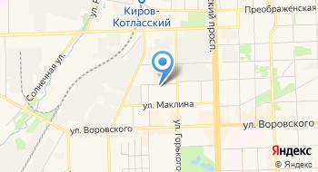 Ikra production на карте