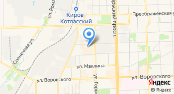 Банк Авангард на карте